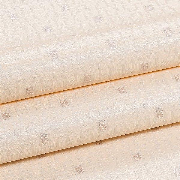 Papel De Parede Vinílico Lavável Textura Em Relevo Importado 5533