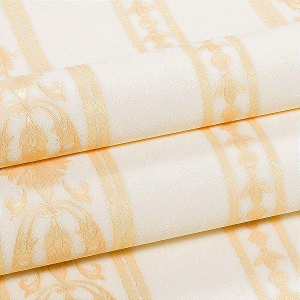 Papel De Parede Dekor Importado Lavável Textura Em Relevo 5811