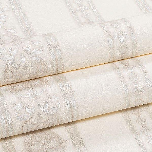 Papel De Parede Dekor Importado Lavável Textura Em Relevo 5813