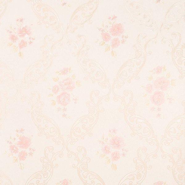 Papel De Parede Dekor Importado Vinílico Lavável Textura Em Relevo 58106