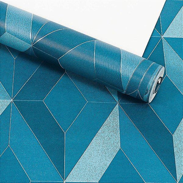 Papel de Parede Dekor 3D Importado Vinílico Lavável Textura em Relevo 33075