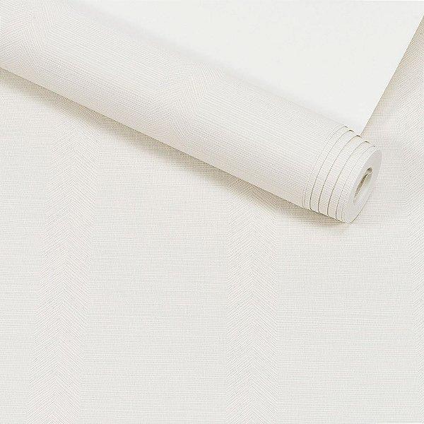Papel de Parede Dekor Importado Lavável Textura Em Relevo Geométrico 90053