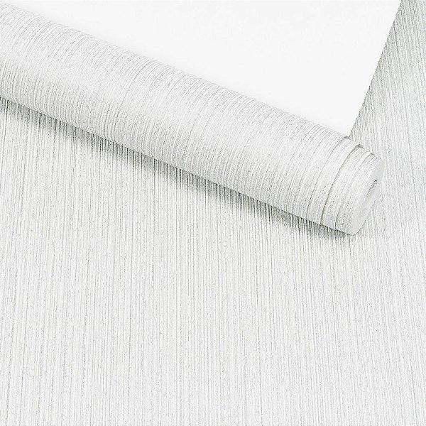Papel de Parede Dekor Importado Lavável Textura Em Relevo Geométrico 070