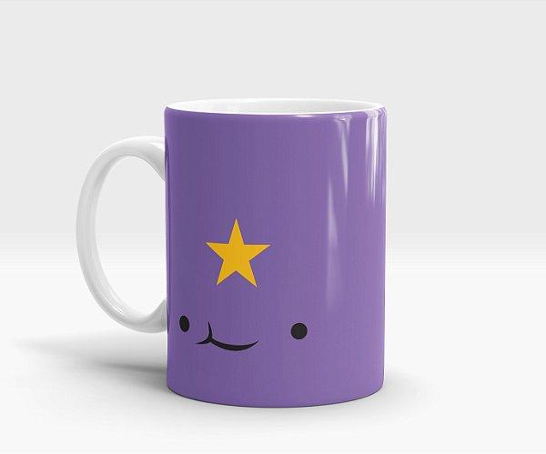 Caneca Princesa Caroço - Adventure Time (Hora de Aventura)