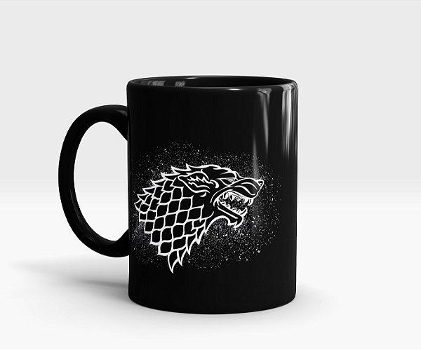 Caneca Stark - Game of Thrones (GoT)