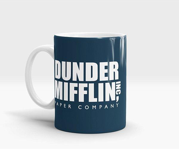 Caneca Dunder Mifflin - The Office