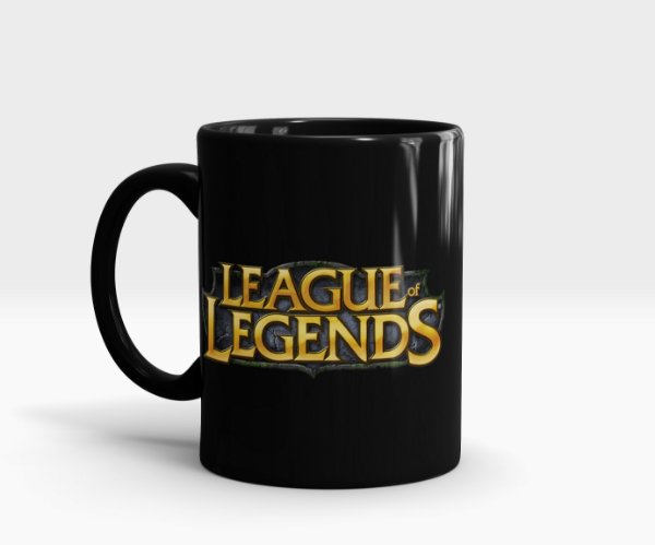 Caneca League of Legends (LoL)
