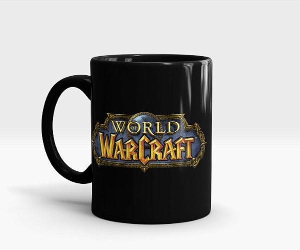 Caneca World of WarCraft (WoW)