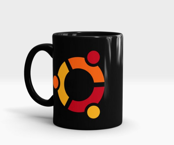 Caneca Ubuntu
