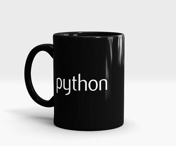 Caneca Python