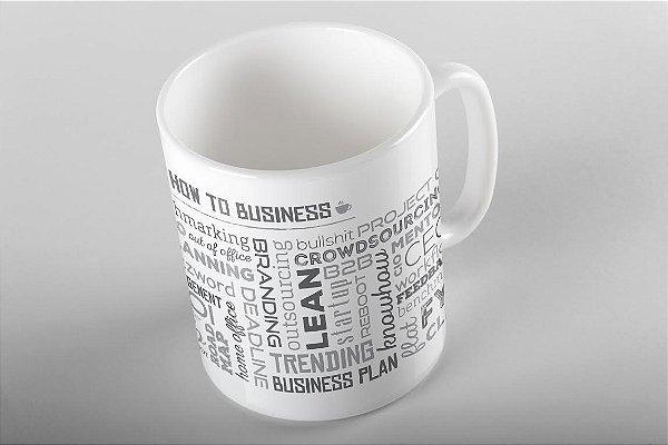 Caneca How to Business