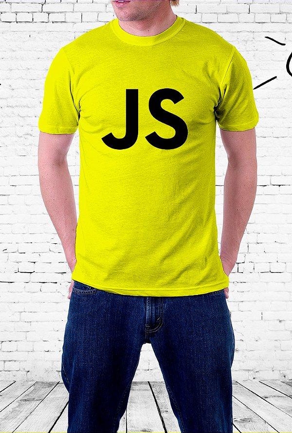 Camiseta JS - JavaScript