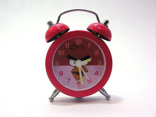 Relógio despertador Angry Birds