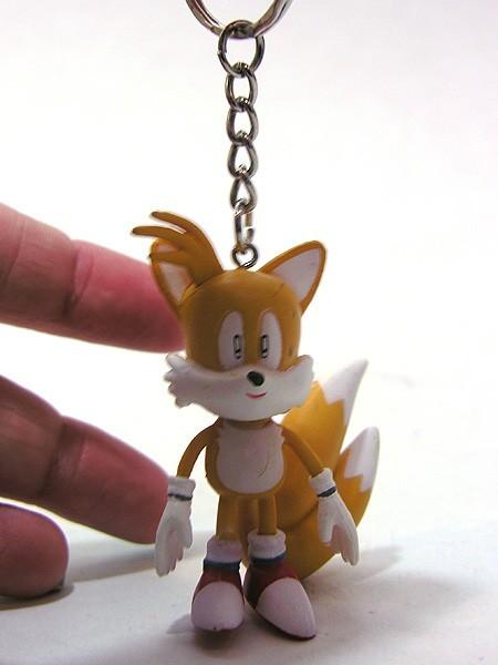 Chaveiro Tails - Sonic