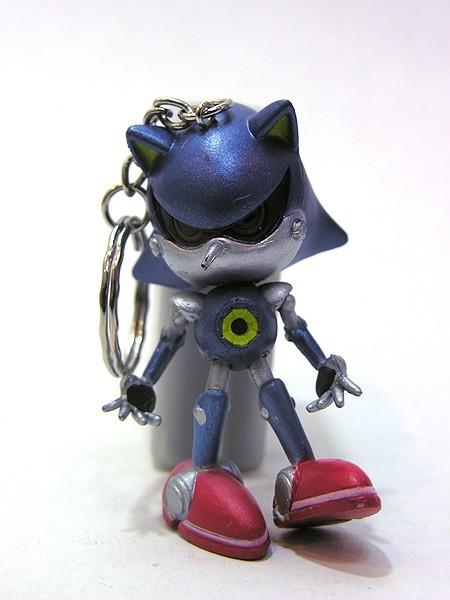 Chaveiro Metal Sonic