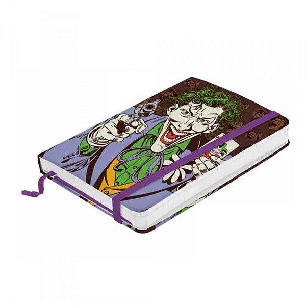 Caderneta Joker - DC Comics
