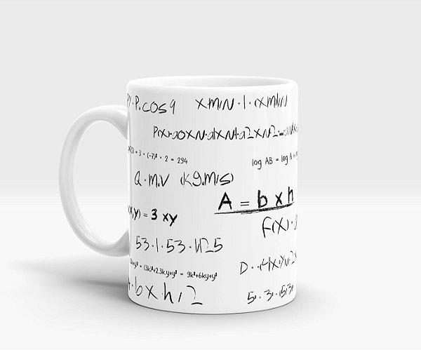 Caneca Matemática