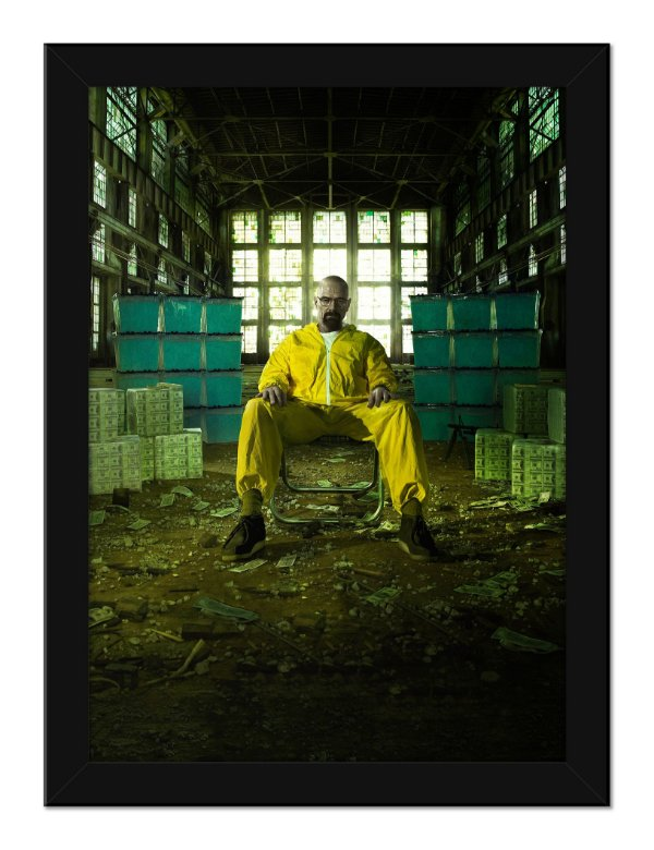 Poster Breaking Bad 2