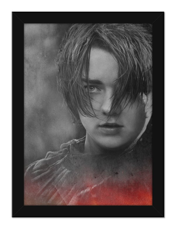 Poster Game of Thrones - Arya