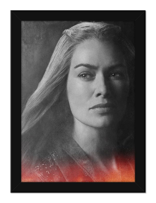 Poster Game of Thrones - Cersei