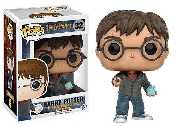 Estatueta Funko Pop! Harry Potter - Harry w/ Prophecy