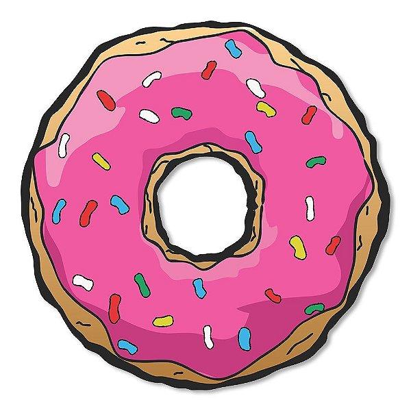 Placa Decorativa 30x30 - Donuts