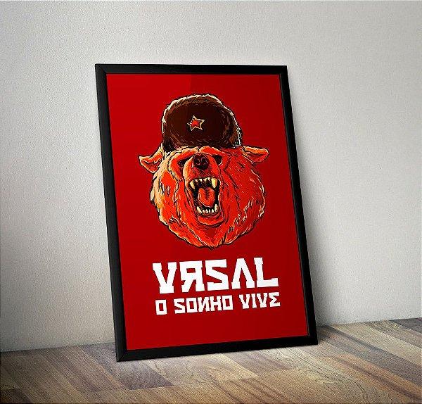Poster URSAL - o sonho vive