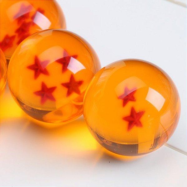 Esferas do dragão - Dragon Ball (conjunto completo)
