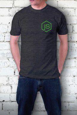 Camiseta NodeJS 2