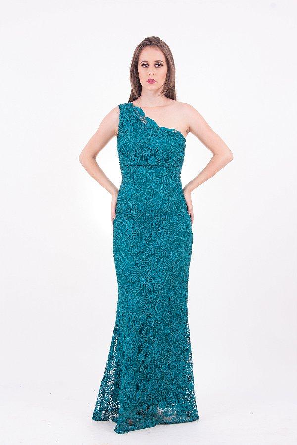 05cff2155 Vestido Helena - Closet - Locação e Venda de Roupas para Festa