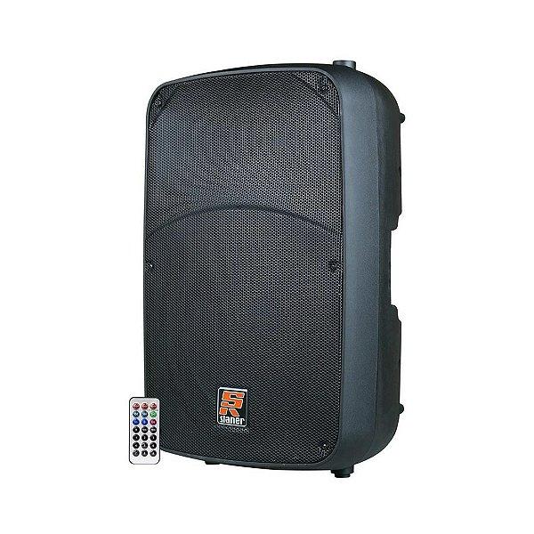 Caixa Acústica Staner Ativa Sr-212a 12 200w Rms Bluetooth