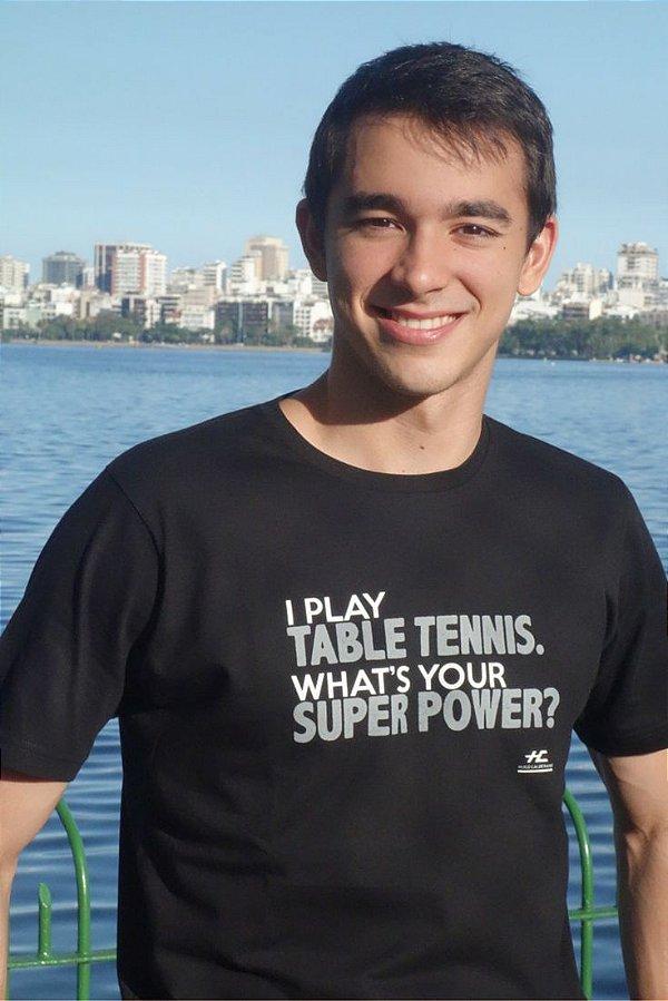 Camiseta Superpower