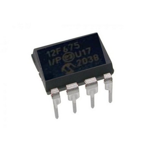 Microcontrolador PIC12F675