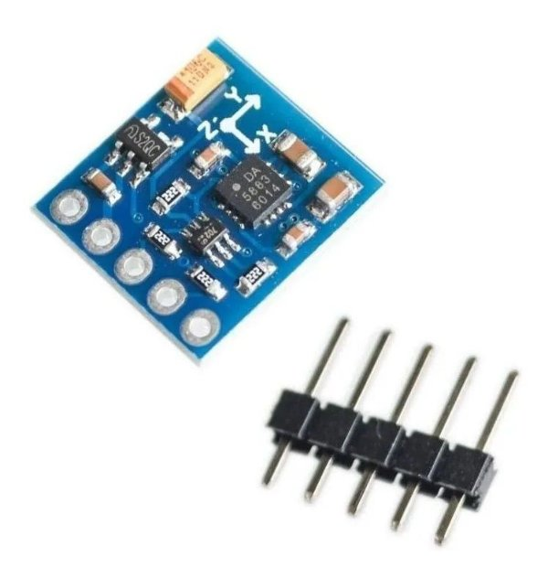 Sensor Magnetômetro 3 Eixos Gy-271