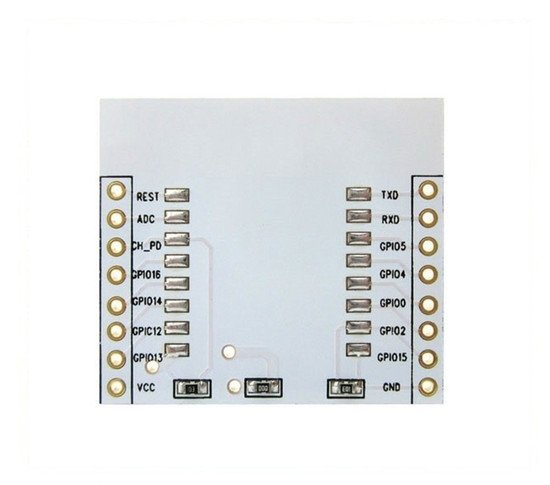 Placa De Montagem para Módulo WiFi Esp8266