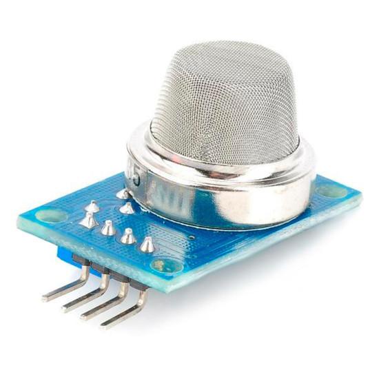 Sensor de Gás MQ-2 Inflamável e Fumaça