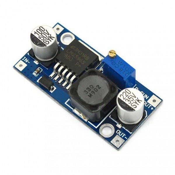 Módulo Regulador de Tensão Step-down Lm2596