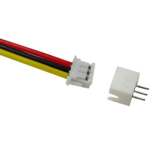 Cabo com Conector JST - 3 Pinos