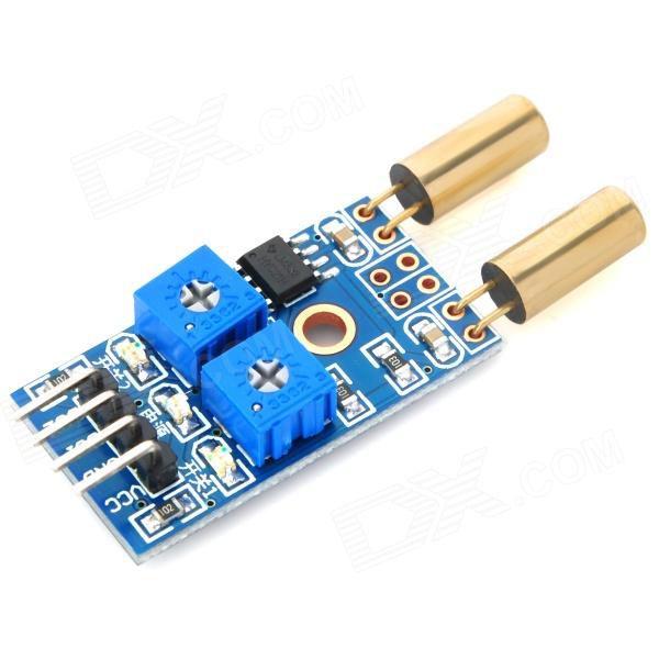 Módulo de Sensor de inclinação 2 vias SW-520D