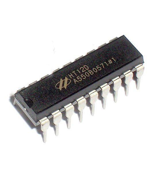 CI HT12D - Decoder