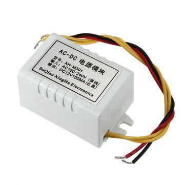 Fonte Xh-m301 Para Termostato Xh-w1209 - Para uso em chocadeiras