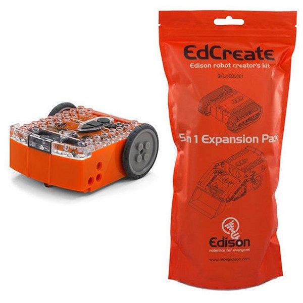 Kit com 1x Edison V2.0 + 1x EdCreate