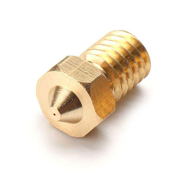 Bico para Extrusora Hotend Impressora 3d - Nozzle -  0.4mm