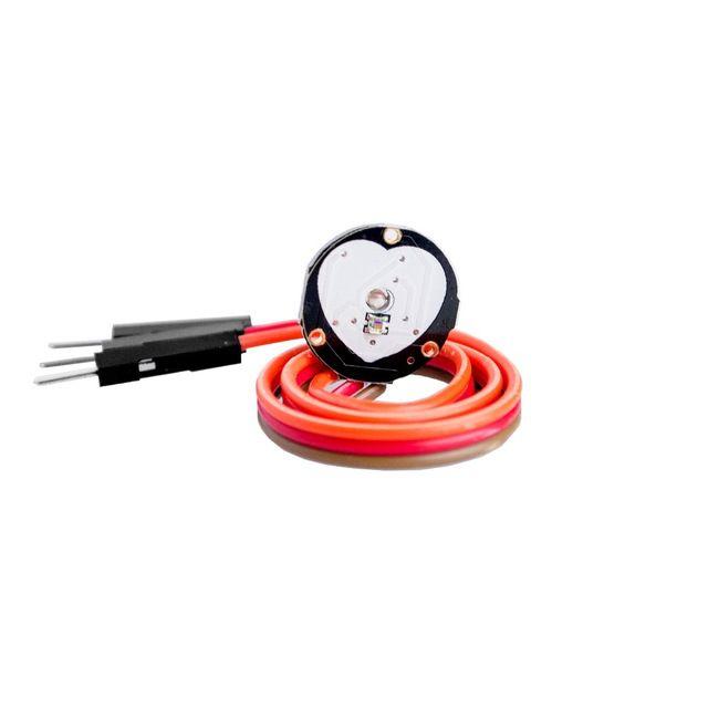 Sensor de Frequência Cardíaca - Sensor de Pulso