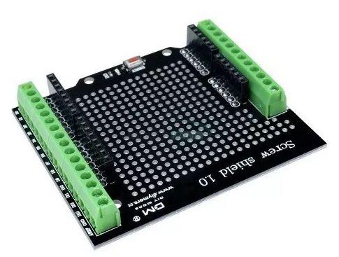 Proto Screwshield para Arduino