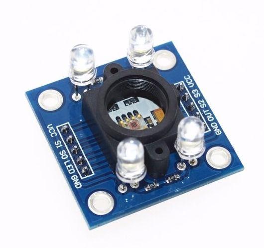 Módulo Sensor De Cor TCS230/TCS3200 - GY-31
