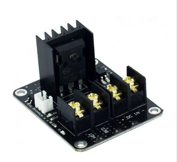 Driver MOSFET 25A para Mesa Aquecida Impressora 3D