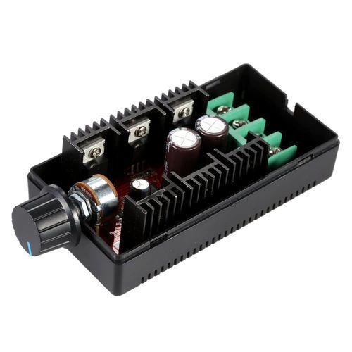 Controlador De Velocidade 50V 40A 200W PWM - com Potenciometro