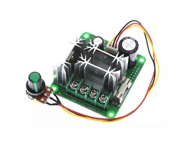Controlador de Velocidade 6-90V 15A PWM