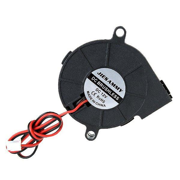 Cooler Ventoinha Radial 5015 - 12V